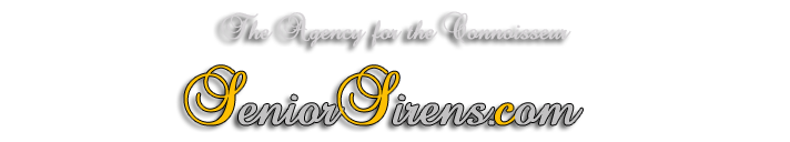 The Agency for the Connoisseur: SeniorSirens.com